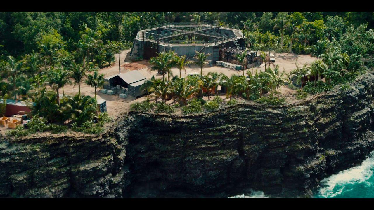 New Jurassic World Trailer Features T-Rex!