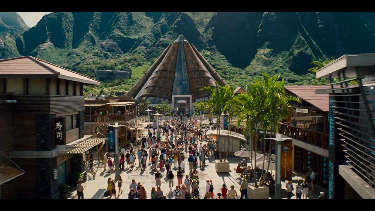 jurassic-world-07 IGN Jurassic World Set Report