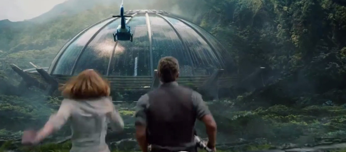 Two New Jurassic World TV Spots