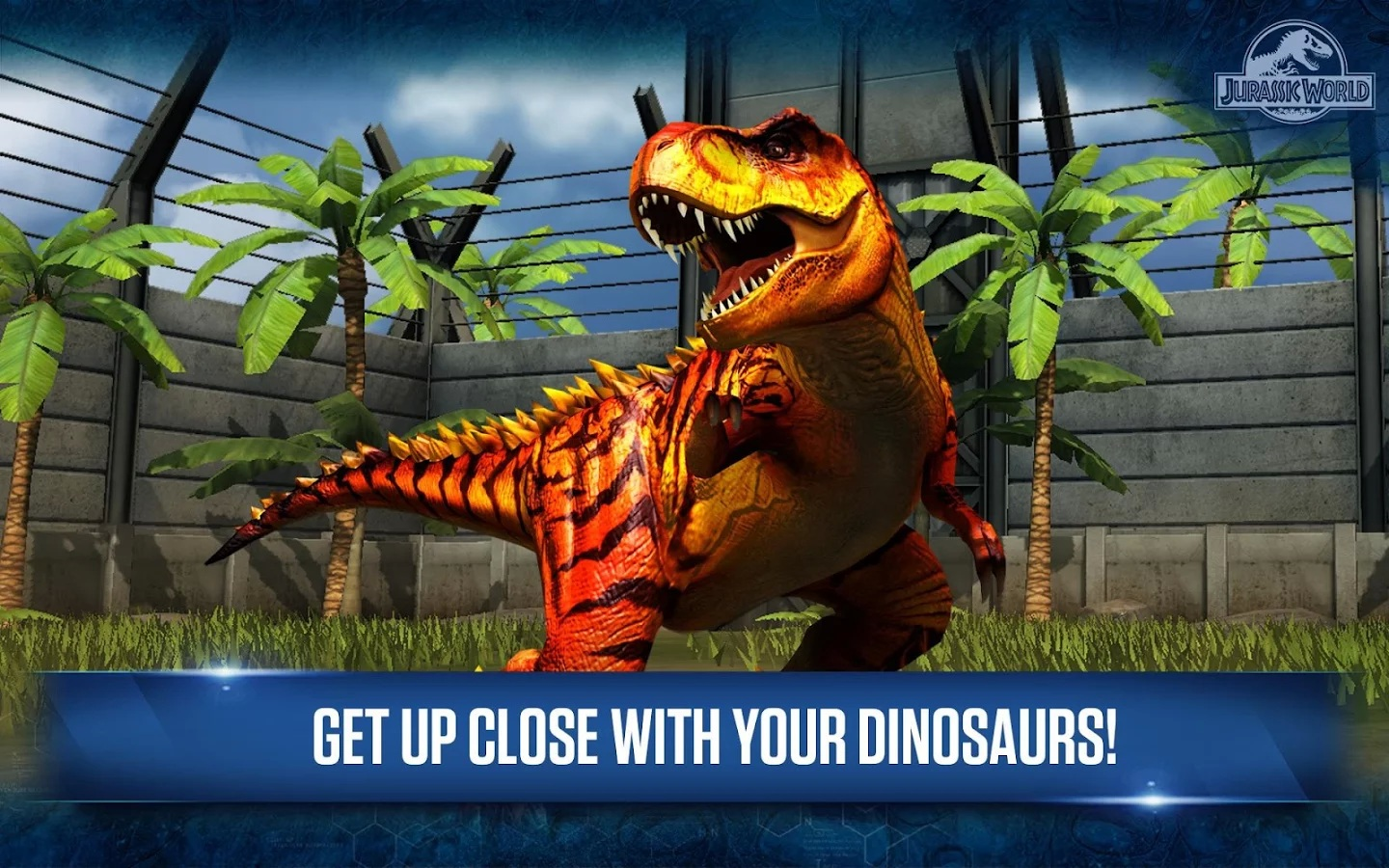 jwgame05 Jurassic World: The Game Available on IOS/Android