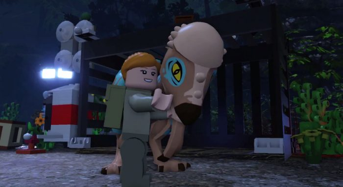 legojw Lego Jurassic World Released June 12th