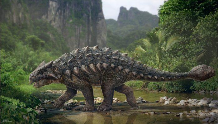 Apatosaurus New Jurassic World Concept Art