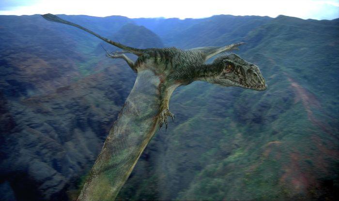 Pteranodon New Jurassic World Concept Art