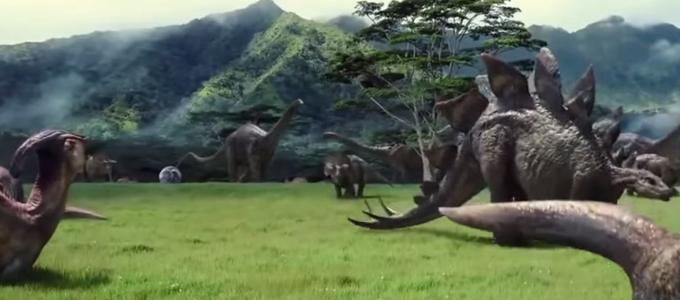 Jurassic World Review Roundup