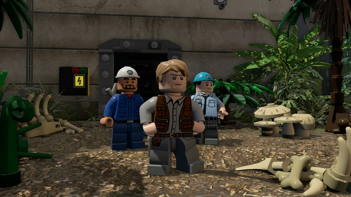 lego01 LEGO Jurassic World Review
