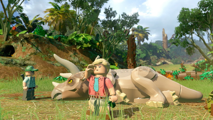 lego02 LEGO Jurassic World Review