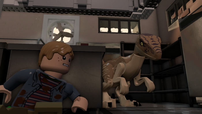lego03 LEGO Jurassic World Review