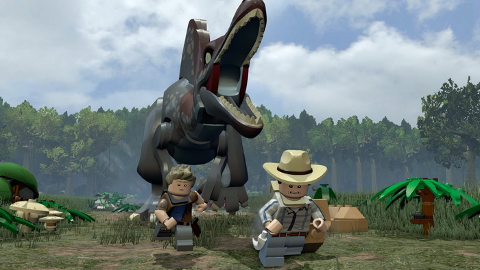 lego04 LEGO Jurassic World Review